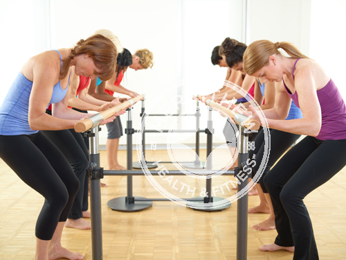 Total Barre Courses 108